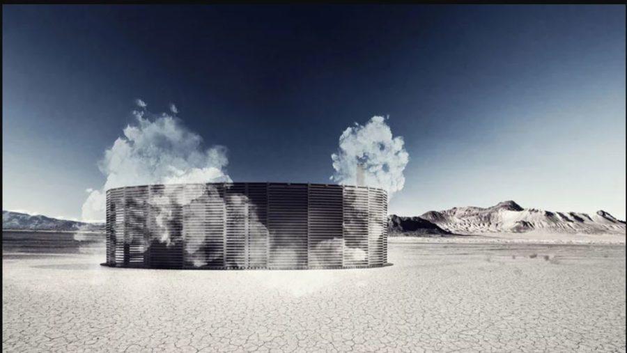 پروژه معماری مرد سوزان