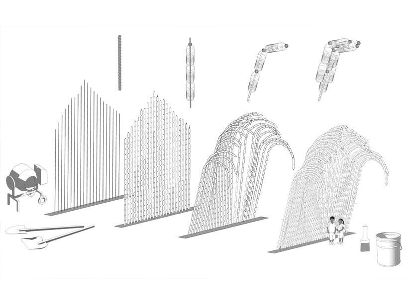 ساختمان موج جدید