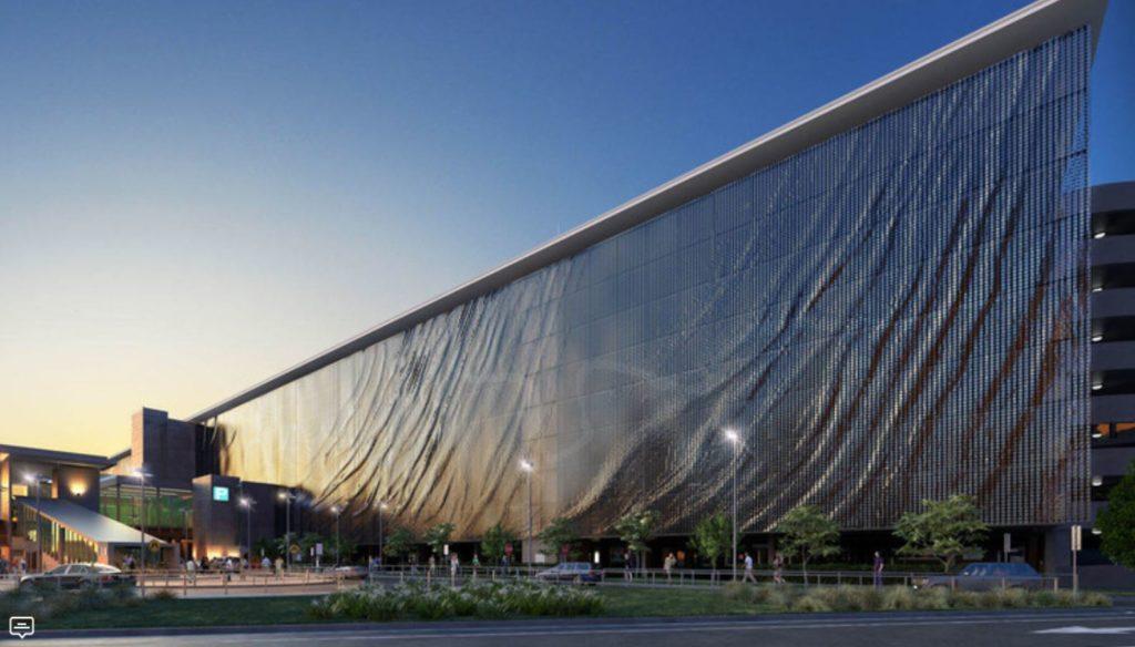 نما در معماری