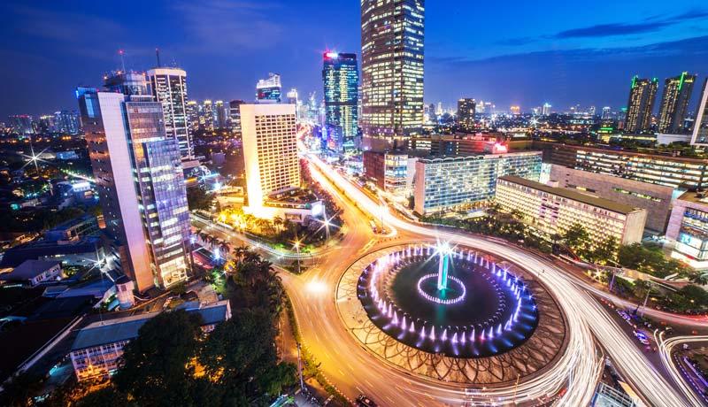 طراحی شهری جاکارتا