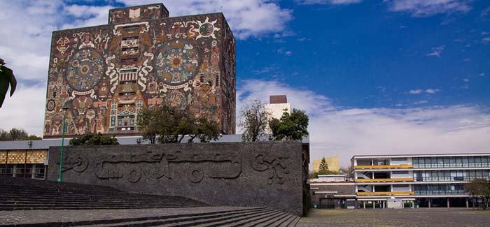 دانشگاه معماری مکزیک