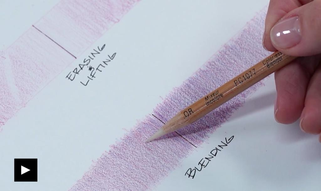 6 تکنیک نقاشی برای ارتقا سطح نقاشی با مداد رنگی 2