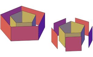 دستور Surfoffset در اتوکد سه بعدی