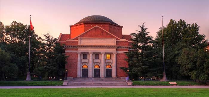 دانشگاه های خارجی معماری