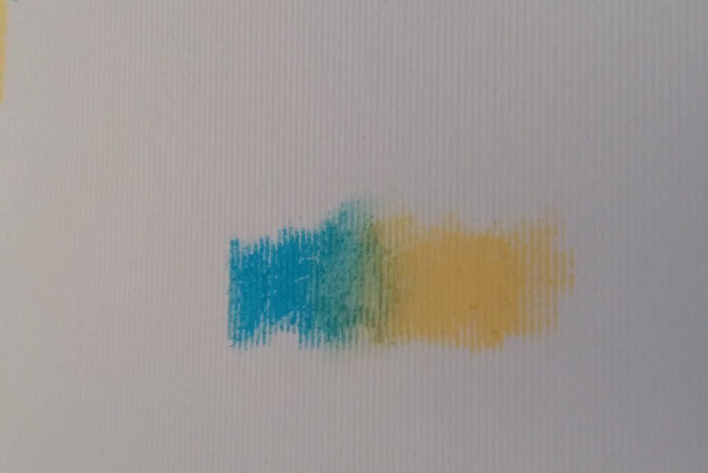 نقاشی به سبک مداد شمعی