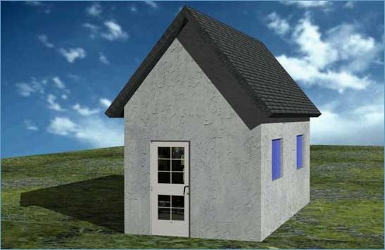 ترسیم ساختمان با اتوکد 2