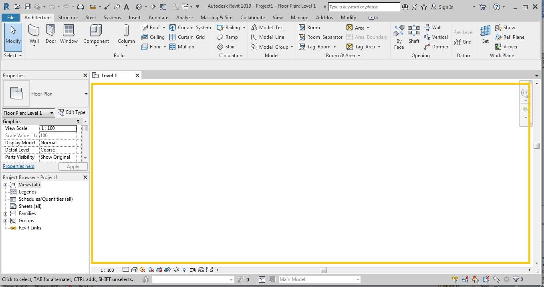 جلسه اول آموزش نرم افزار رویت معماری 12