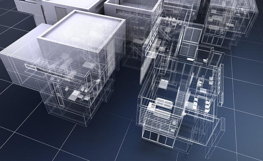 مقاله نرم افزار رویت معماری