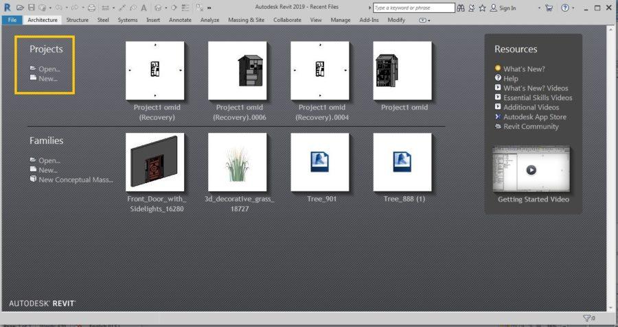 جلسه اول آموزش نرم افزار رویت معماری 1