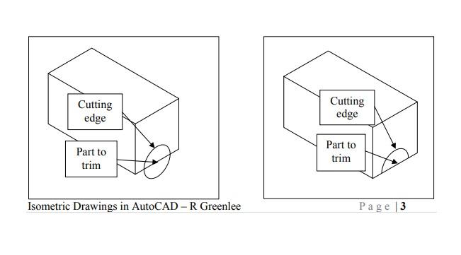 آموزش رسم نقشه ایزومتریک در اتوکد 5