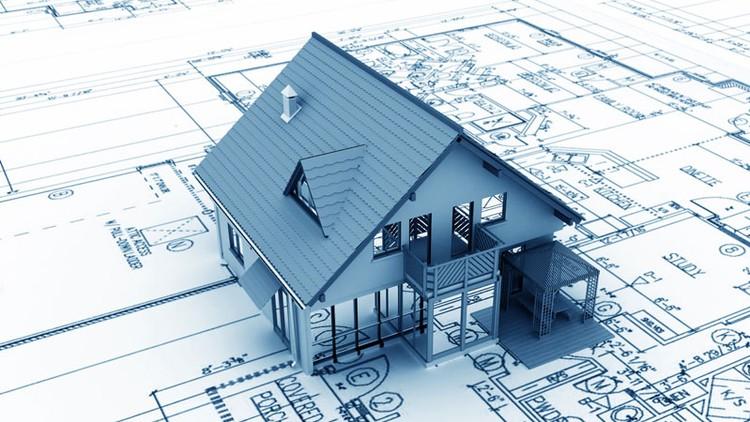 انجام پروژه اتوکد معماری 1