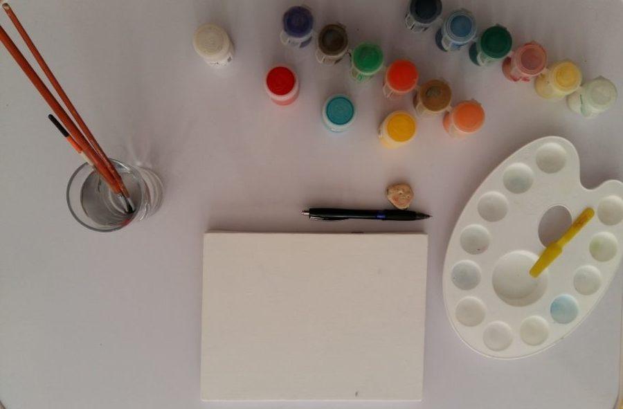 نقاشی با گواش