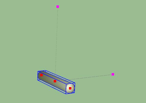 تنظیمات ویری در sketchup