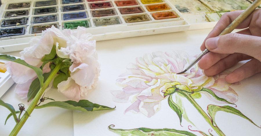 کاغذ نقاشی